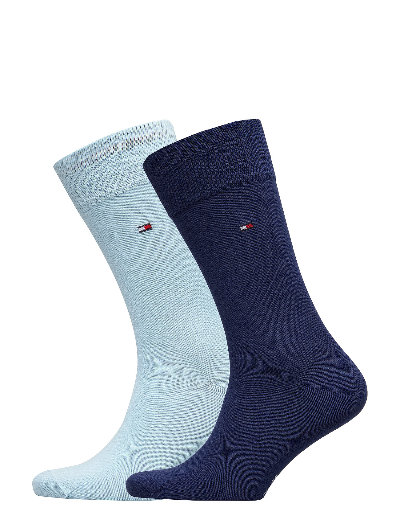 Tommy Hilfiger SOCKS 2-PAIRS - LIGHT BLUE
