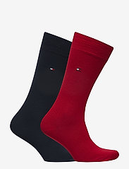 Tommy Hilfiger - SOCKS 2-PAIRS - vanlige sokker - tommy original - 1