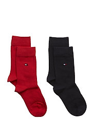 TH CHILDREN SOCK TH BASIC 2P - TOMMY ORIGINAL