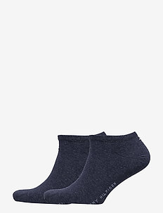 TH MEN SNEAKER 2P - ankelsokker - jeans