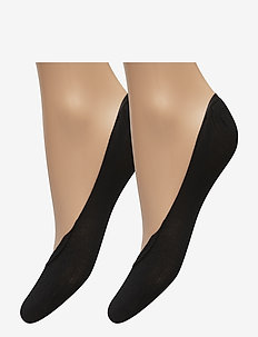 TH WOMEN BALLERINA STEP 2P - tennarisukat - black
