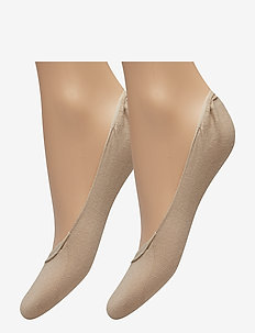 TH WOMEN BALLERINA STEP 2P - steps & footies - nomad