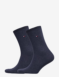 TH WOMEN SOCK CASUAL 2P - strømper - jeans