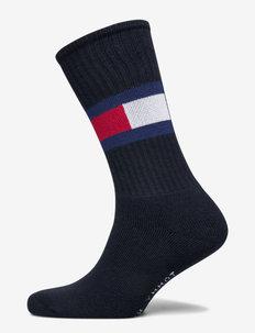 TH FLAG 1P - vanlige sokker - dark navy