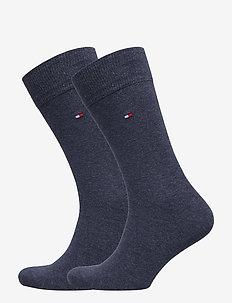 SOCKS 2-PAIRS - vanlige sokker - jeans