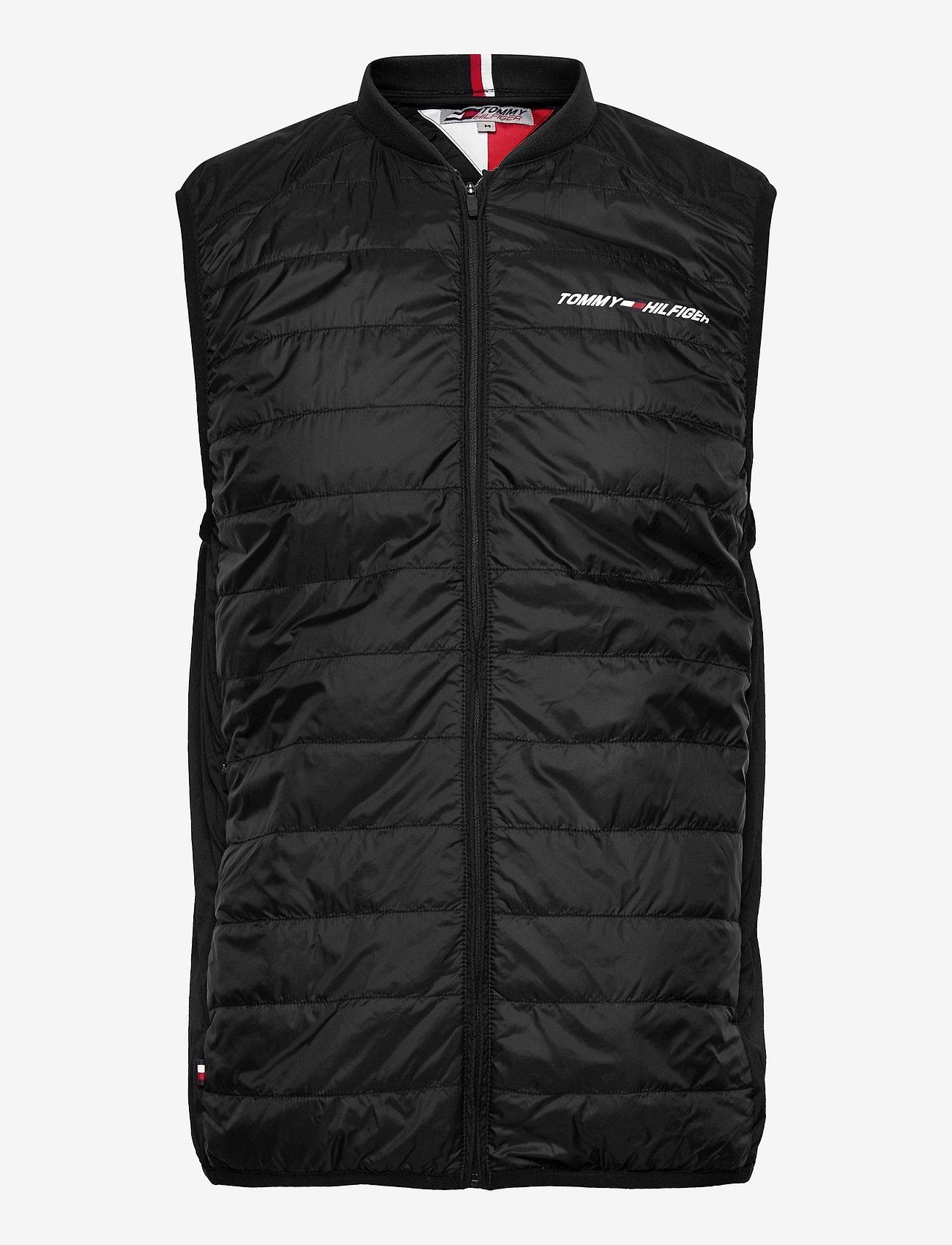 Tommy Sport - VEST - training jackets - black - 1