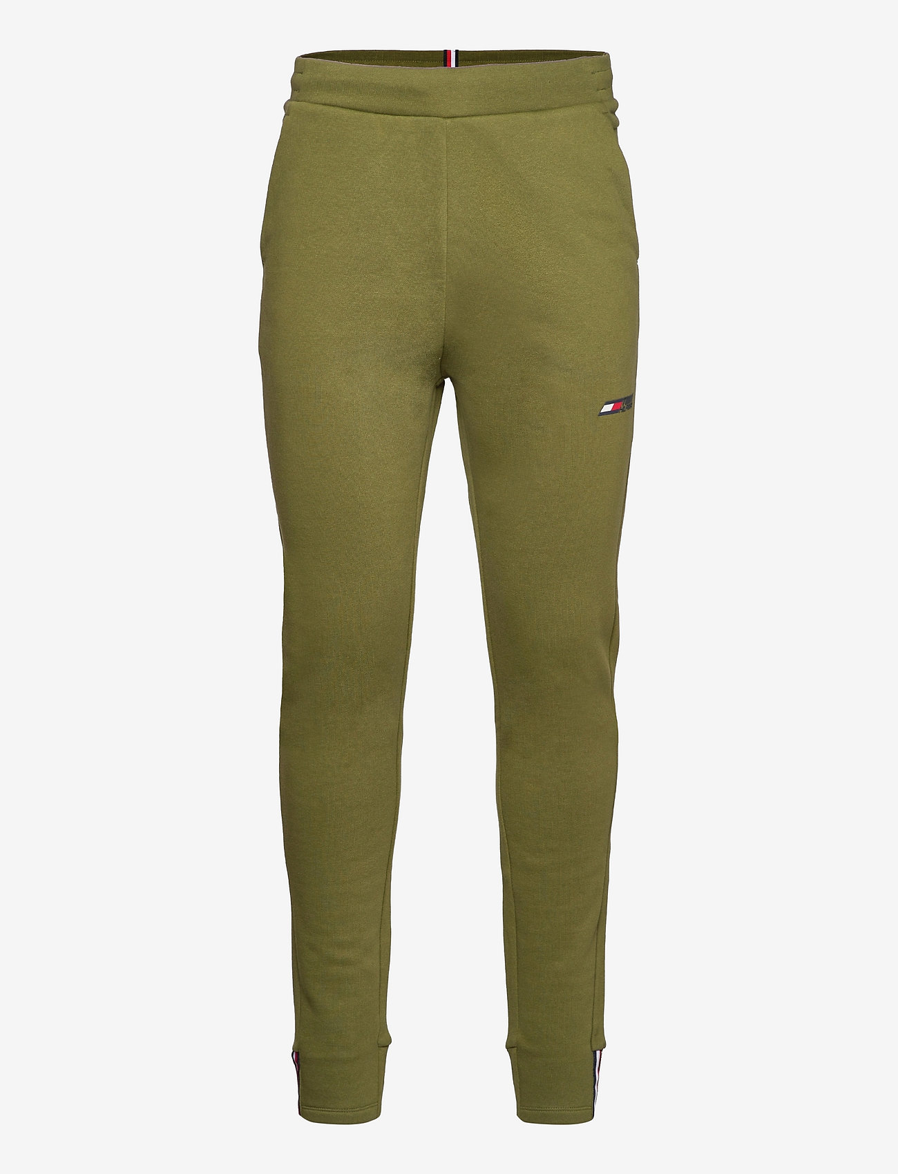 Tommy Sport - LOGO FLEECE PANT - sweatpants - putting green - 0
