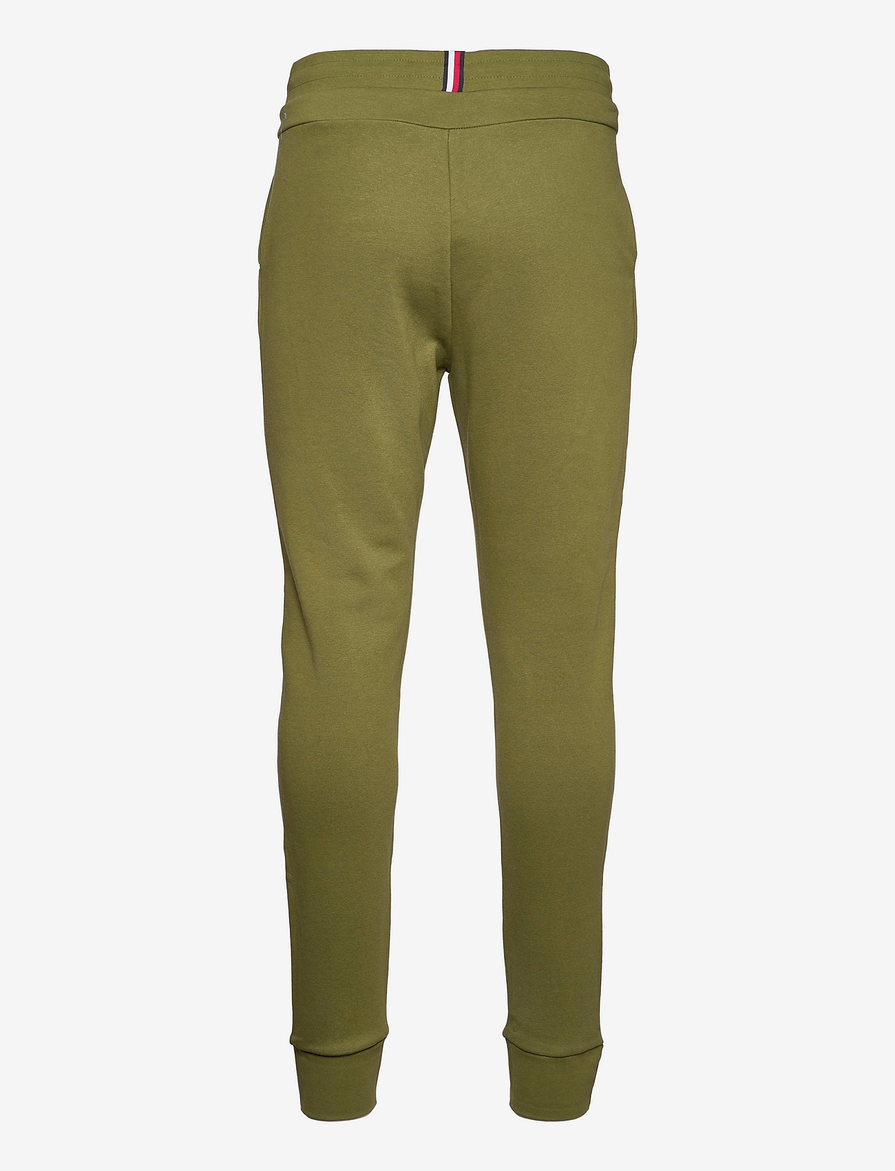 Tommy Sport - LOGO FLEECE PANT - sweatpants - putting green - 1