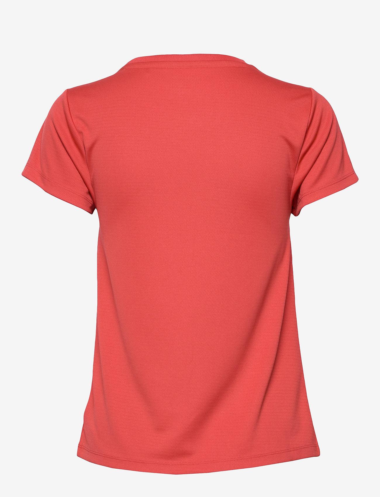 Tommy Sport - TEE CHEST LOGO - logo t-shirts - cardinal - 1