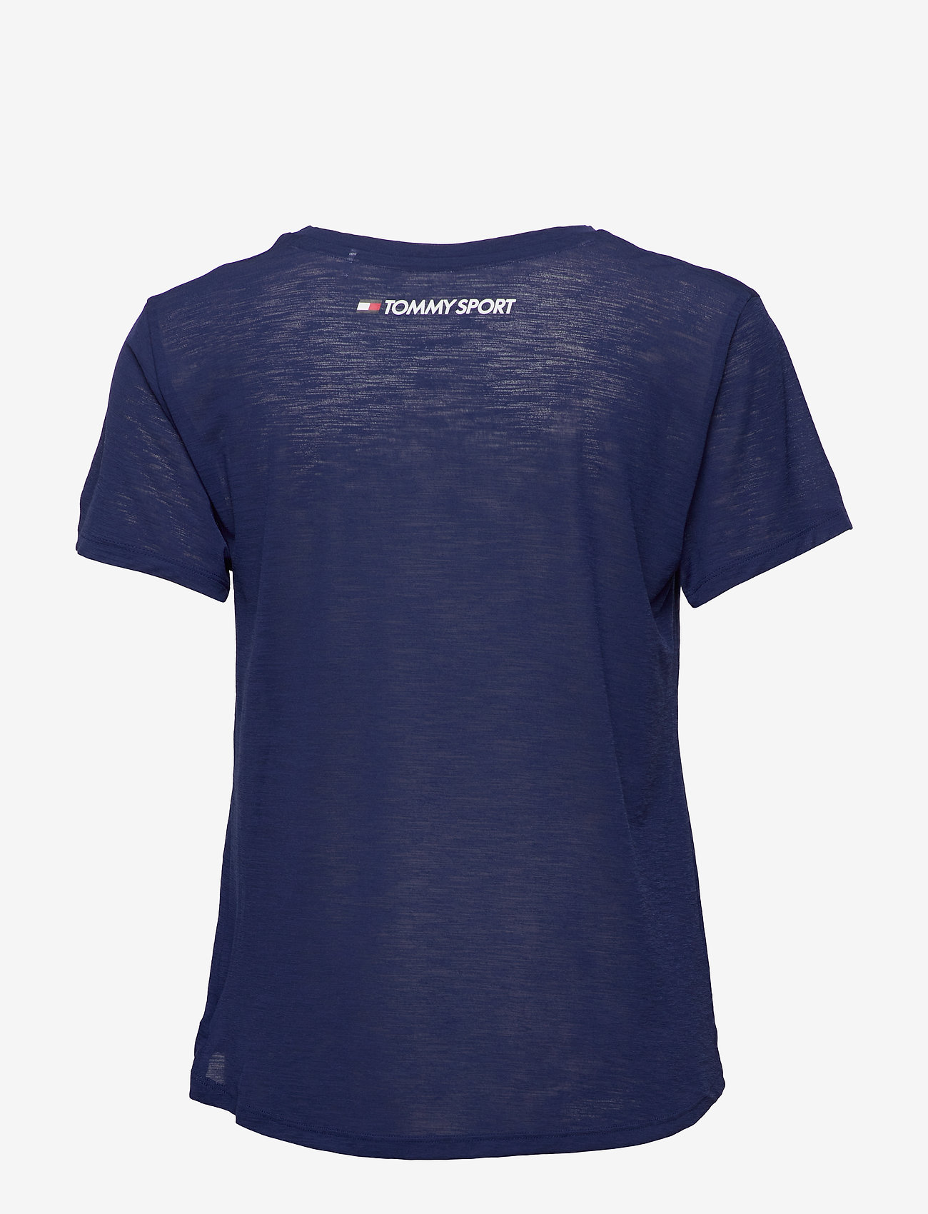 Tommy Sport - PERFORMANCE LBR TOP - t-shirts - blue ink - 1