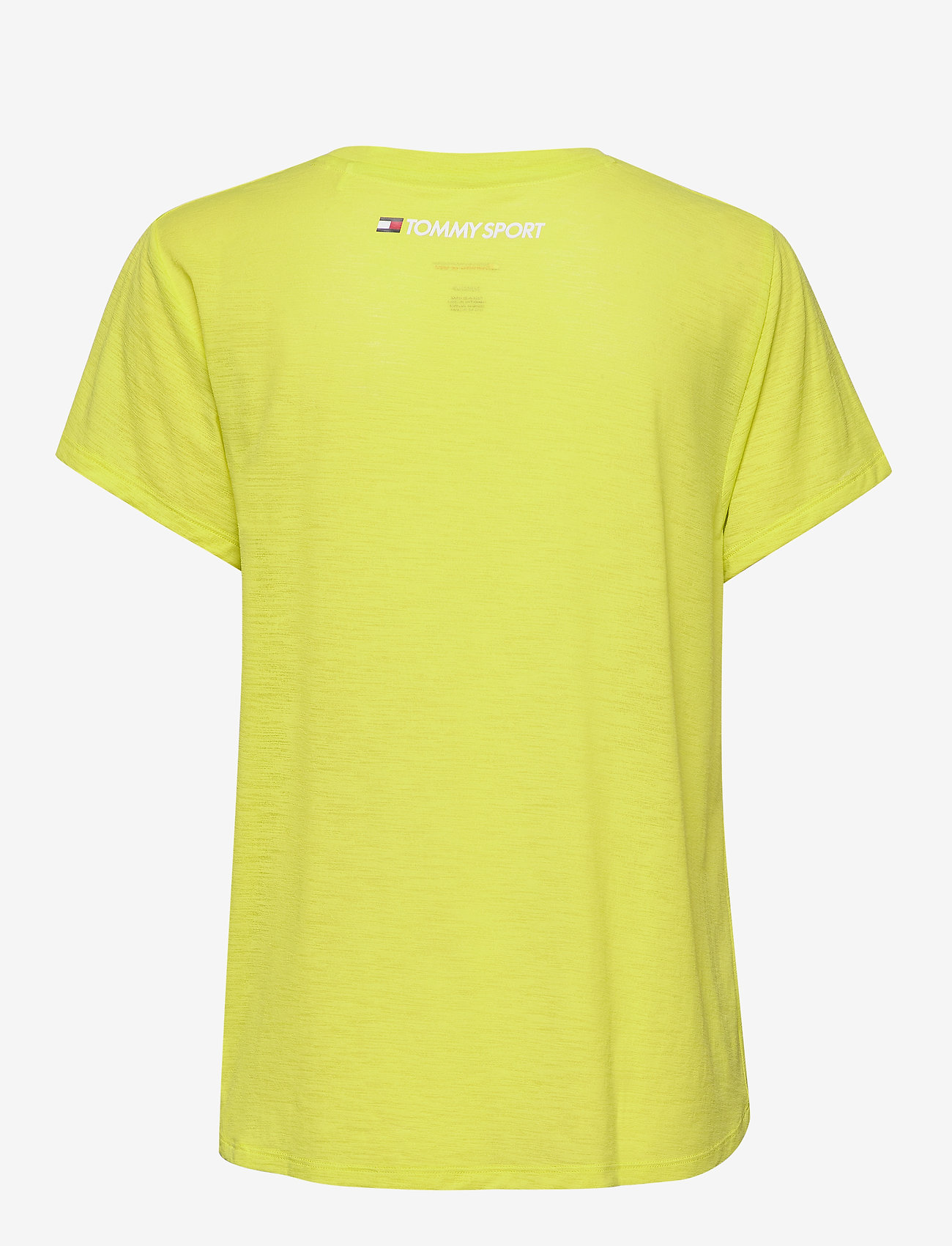 Tommy Sport - PERFORMANCE LBR TOP - t-shirts - lemon lime - 1
