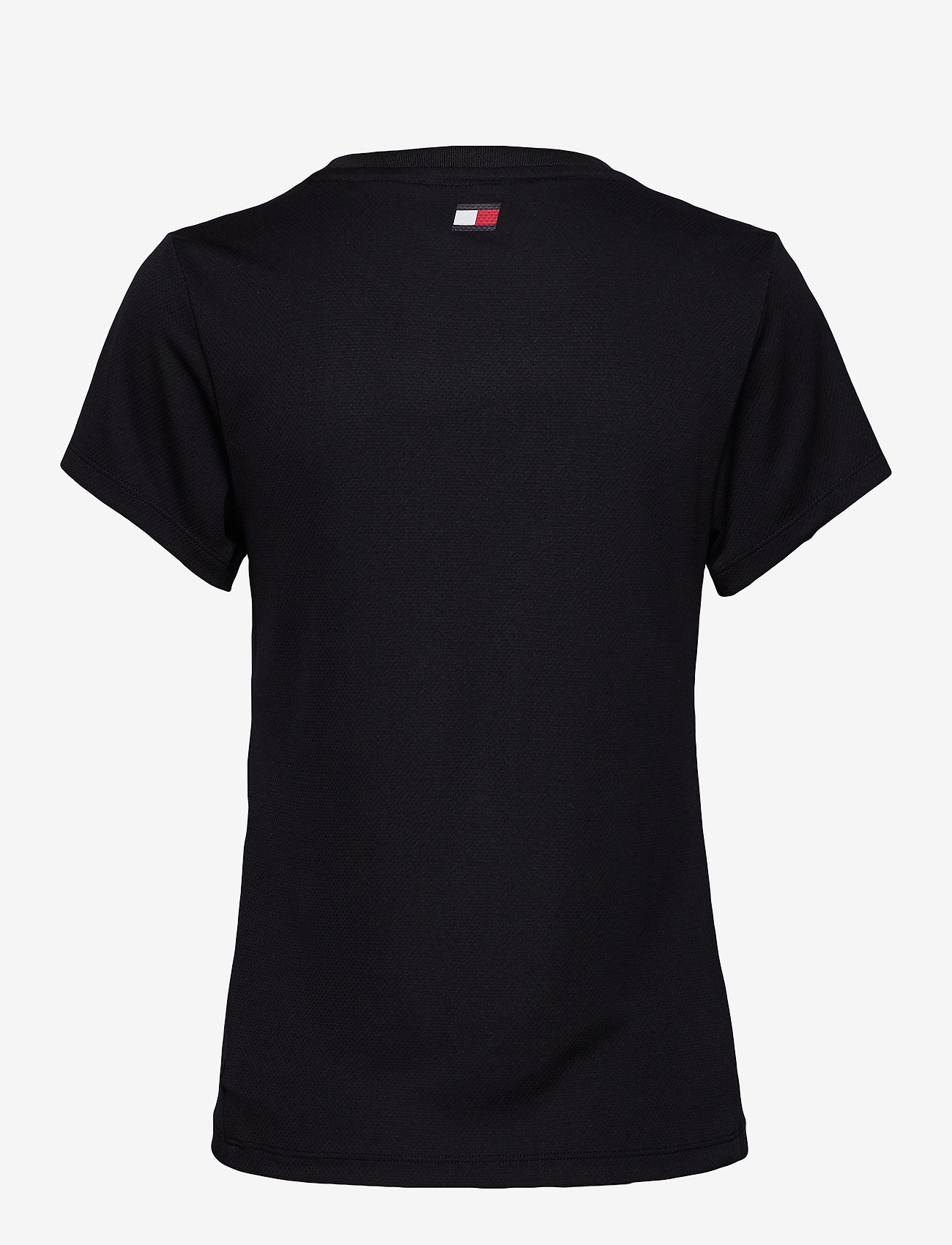 Tommy Sport - PERFORMANCE CHEST LOGO TOP - logo t-shirts - desert sky - 1