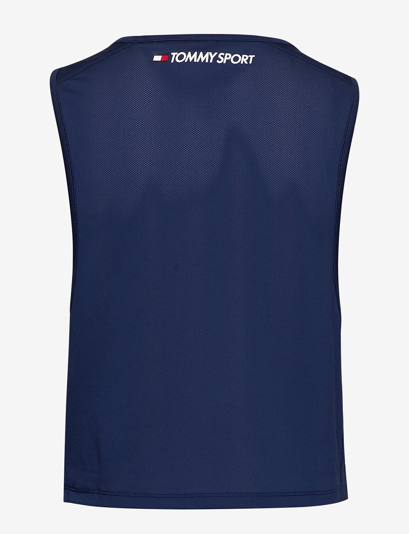 Tommy Sport - PERFORMANCE TANK TOP LBR - tank tops - blue ink - 1