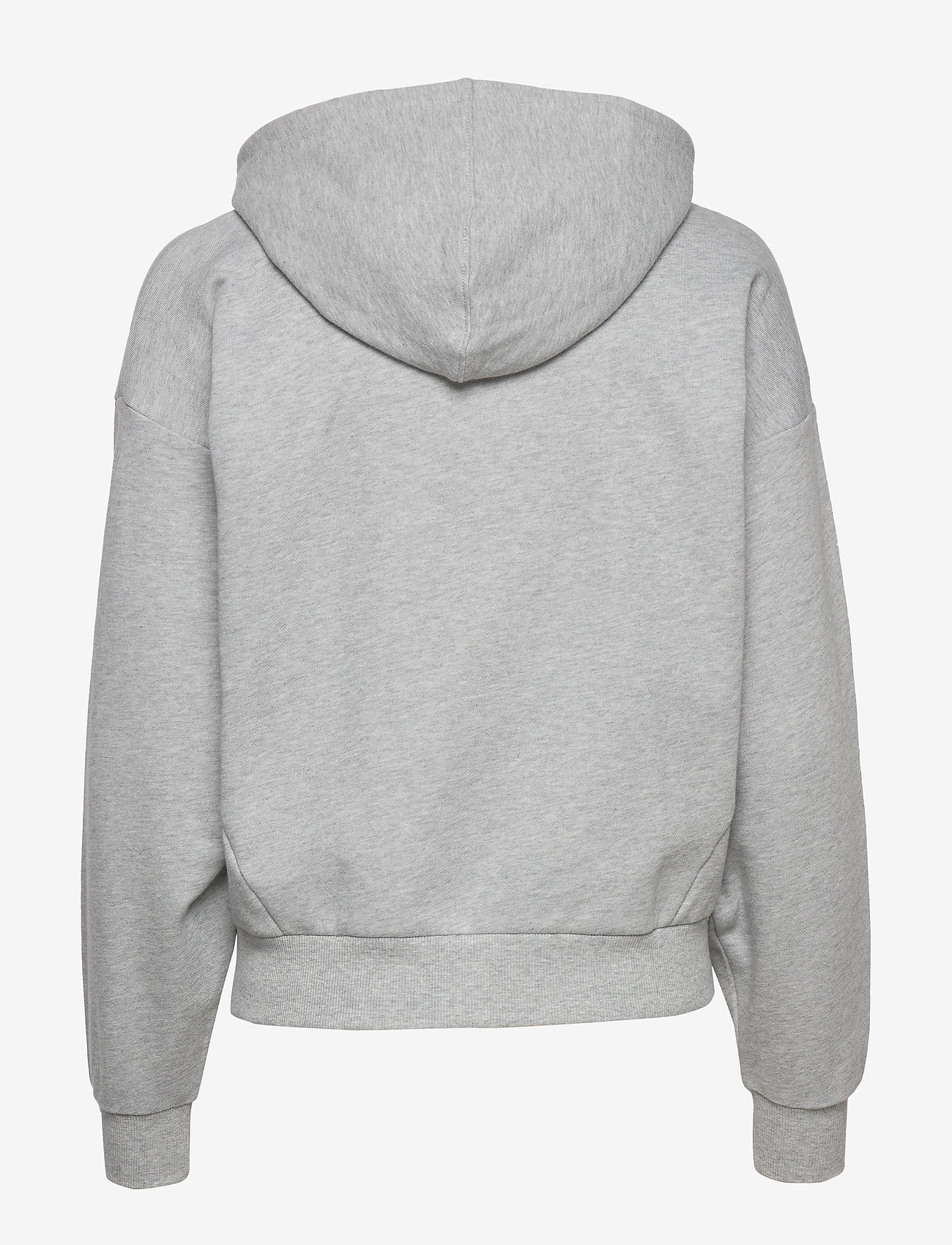 Tommy Sport - HOODY PIPING - hoodies - grey heather - 1