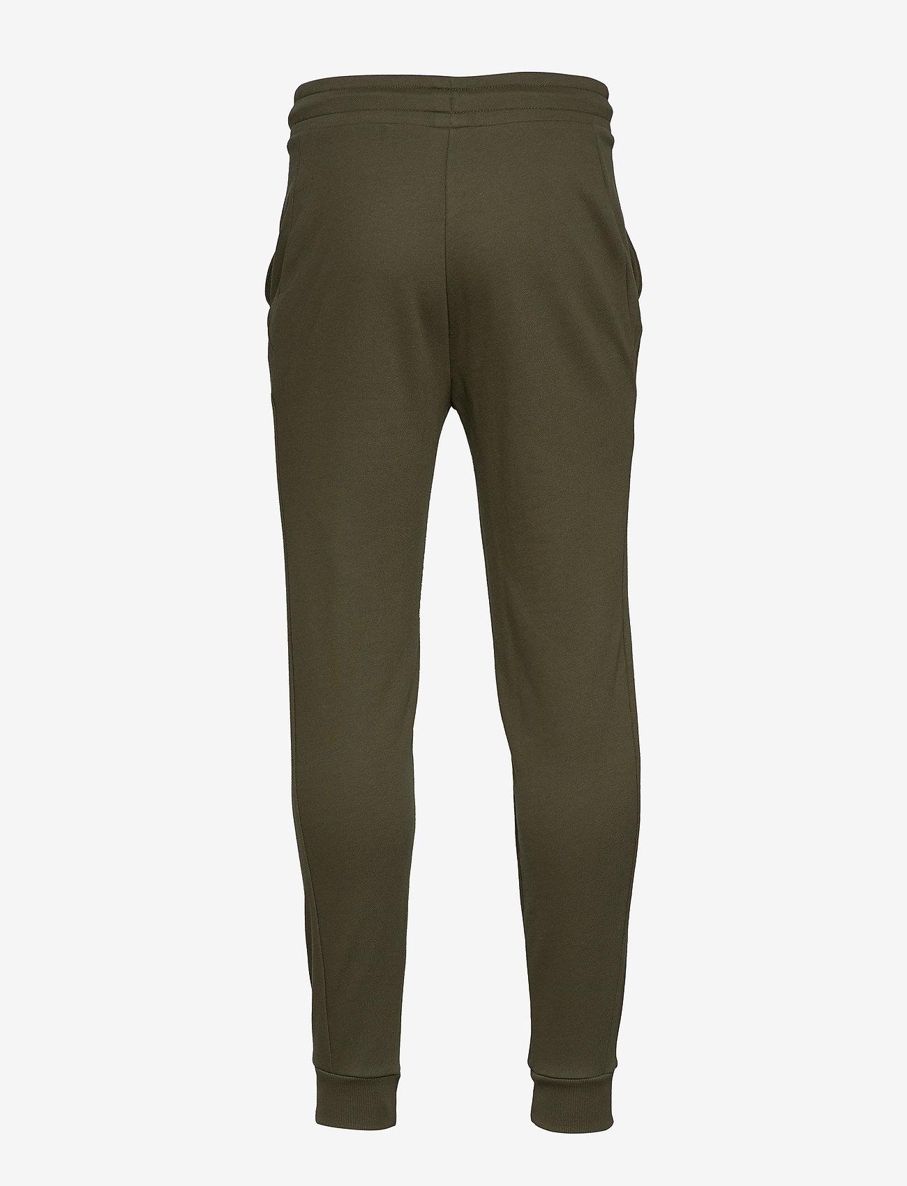 Tommy Sport - CUFF FLEECE PANT HBR - sweatpants - army green - 1