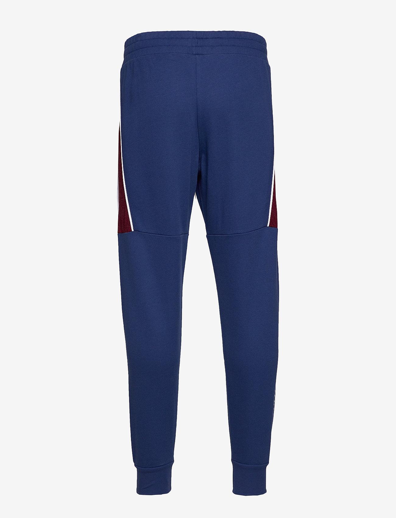 Tommy Sport - CUFFED FLEECE PANT - sweatpants - blue ink - 1