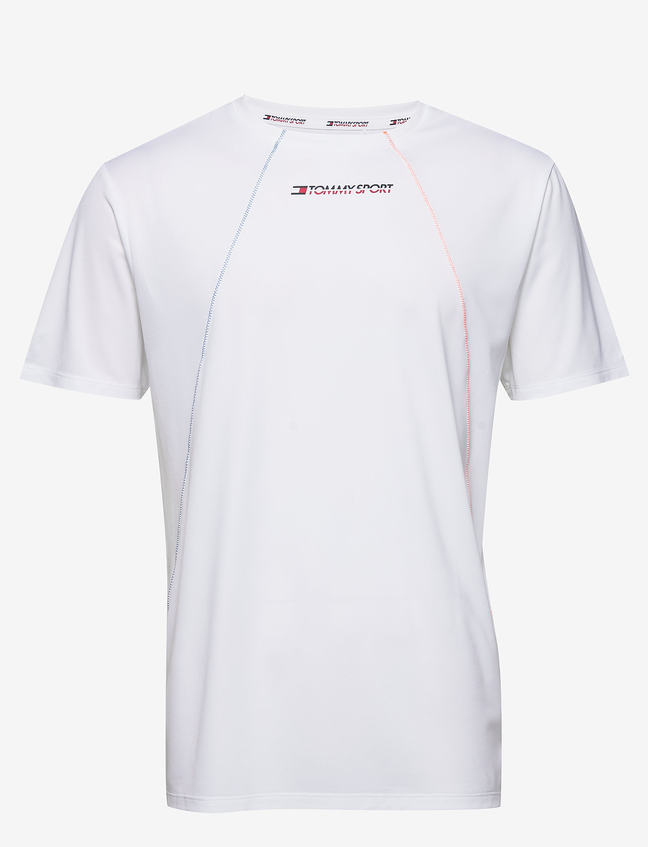 Tommy Sport - TRAINING TOP - t-shirts - white - 0