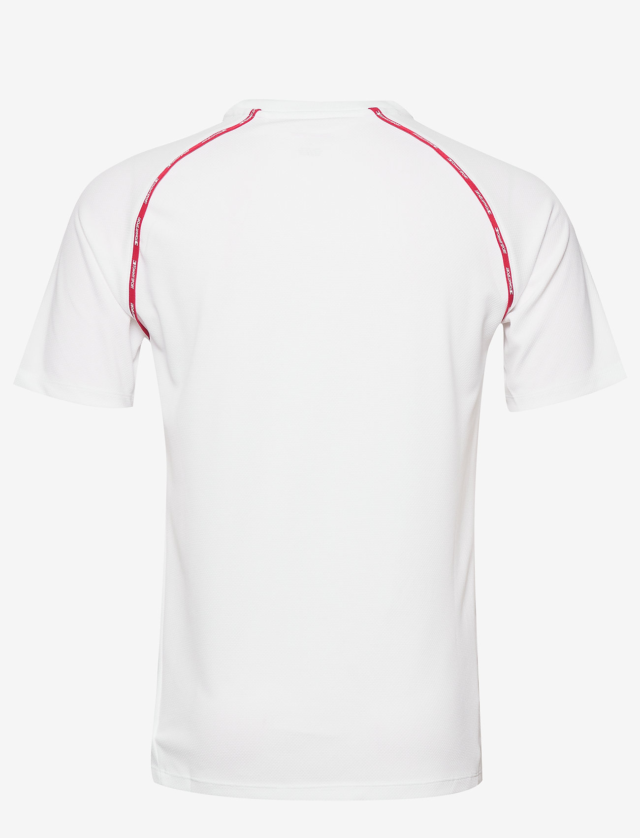Tommy Sport - PIPING TRAINING TOP - t-shirts - white - 1
