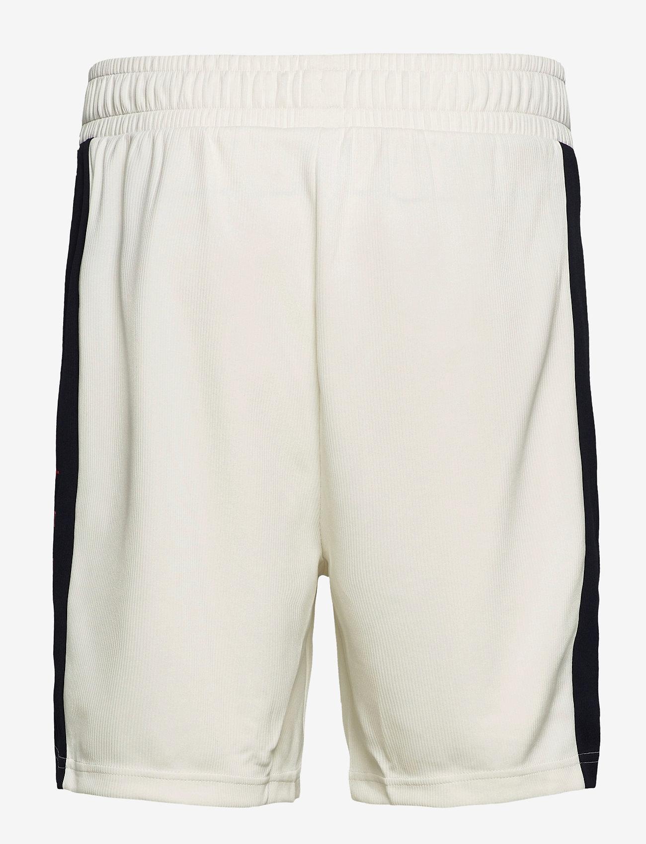 """Tommy Sport - BLOCKED ICONIC SHORT 9"""" - training shorts - ivory - 1"""