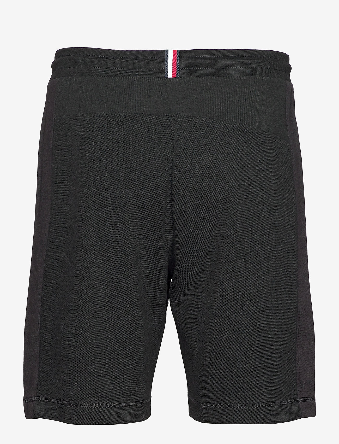 Tommy Sport - BLOCKED TERRY SHORT - casual shorts - black - 1