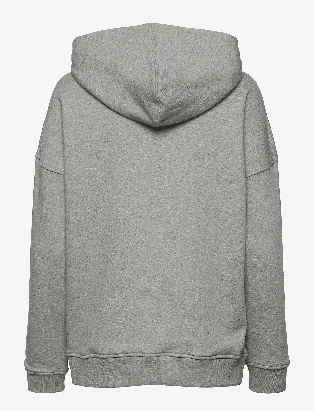 Tommy Sport - RELAXED GRAPHIC HOODIE LS - sweatshirts & hoodies - light grey heather - 1