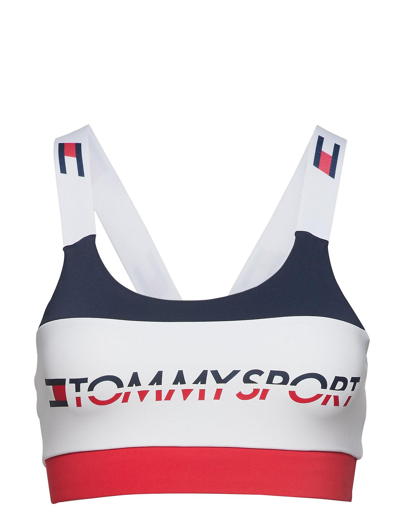 Logopvh Sport WhiteTommy Sports Bra Low pqUzjLSMGV