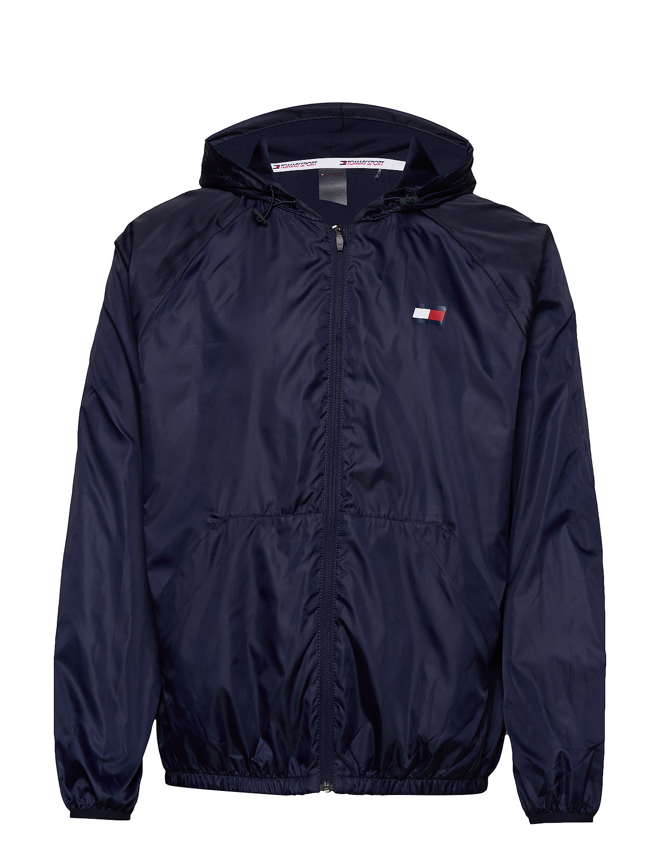 Tommy Sport LINED WINDBREAKER - SPORT NAVY