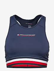 Tommy Sport - Sports Bra Mid Support - sport bras: medium - sport navy - 0