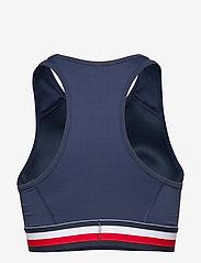 Tommy Sport - Sports Bra Mid Support - sport bras: medium - sport navy - 1