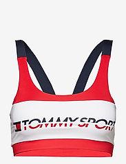Tommy Sport - Sports Bra Low Impact - sport bras: low - true red - 0