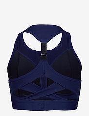 Tommy Sport - HIGH SUPPORT BRA PRE - sports bras - blue ink - 1
