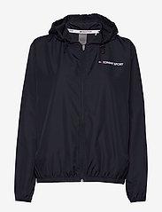 Tommy Sport - WINDBREAKER BACK LOG - sports jackets - desert sky - 0
