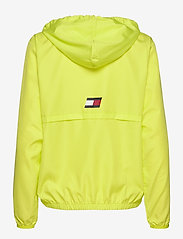 Tommy Sport - WINDBREAKER BACK LOG - sports jackets - lemon lime - 1
