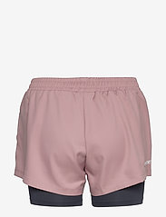 "Tommy Sport - 3"" 2-IN 1 WOVEN SHORT LBR - spodenki treningowe - red dust - 1"