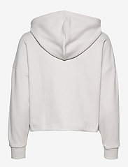 Tommy Sport - CROPPED TAPE FLEECE - crop tops - light cast - 1