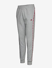 Tommy Sport - CUFFED PANT PIPING - bukser - grey heather - 2