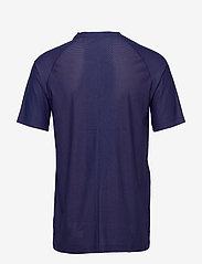 Tommy Sport - WARPKNIT T-SHIRT - t-shirts - blue ink - 1