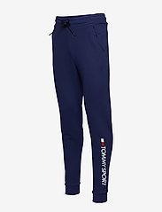 Tommy Sport - CUFF FLEECE PANT HBR - sweatpants - blue ink - 2
