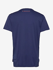 Tommy Sport - PERFORMANCE TOP - t-shirts - blue ink - 1