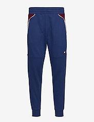 Tommy Sport - CUFFED FLEECE PANT - sweatpants - blue ink - 0