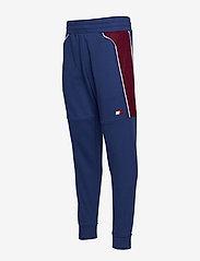 Tommy Sport - CUFFED FLEECE PANT - sweatpants - blue ink - 2