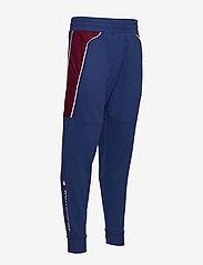 Tommy Sport - CUFFED FLEECE PANT - sweatpants - blue ink - 3