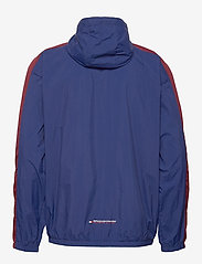 Tommy Sport - 1/2 ZIP WINDBREAKER - anoraks - blue ink - 2
