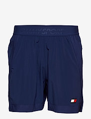 """Tommy Sport - WOVEN SHORT 5"""" - training shorts - blue ink - 0"""