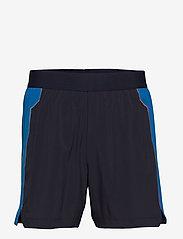 Tommy Sport - 2-IN-1 WOVEN SHORT - training shorts - desert sky - 0