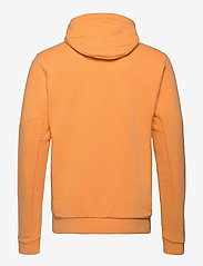 Tommy Sport - TERRY LOGO HOODY - hoodies - lumen sun orange - 1
