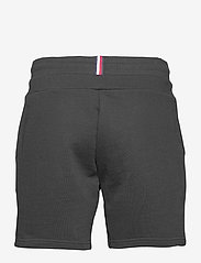 Tommy Sport - TERRY LOGO SHORT - casual shorts - black - 1