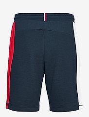 Tommy Sport - BLOCKED TERRY SHORT - casual shorts - desert sky - 1