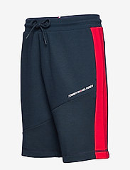 Tommy Sport - BLOCKED TERRY SHORT - casual shorts - desert sky - 2