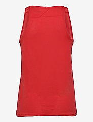 Tommy Sport - REGULAR R-NK TANK - tank tops - primary red - 1